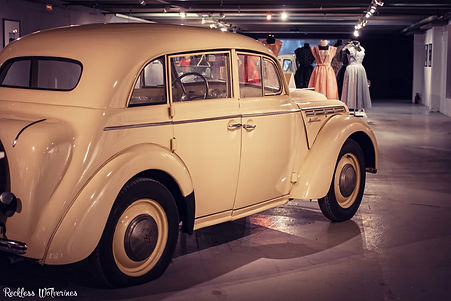 1957 Москвич 400