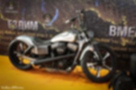 Мотозима - Harley-Davidson Dyna custom HOG