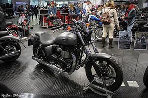 Мотозима - Triumph Speedmaster