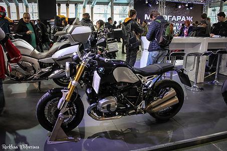 Мотозима - BMW R nineT