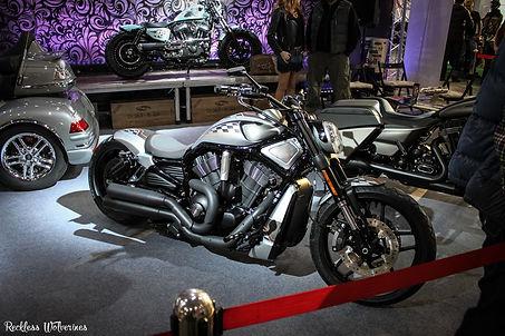 Мотозима - Harley-Davidson V-Rod Night Rod Special by Мотогараж