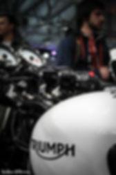 Мотозима - Triumph Thruxton Ace