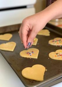 Mom's Sugar Cookies (Recipe Coming Soon!)
