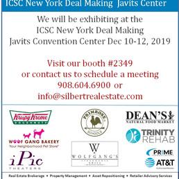 ICSC NEW YORK DEAL MAKING JAVITS CENTER