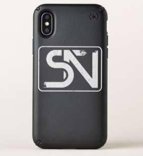 Steven Neevs iPhone Case Black.PNG
