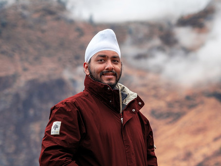 "How to plan a trip the ""Travel Blogger"" way, explains Sahib Singh Sadana."
