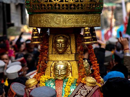 Mystic Festival of Mandi Town
