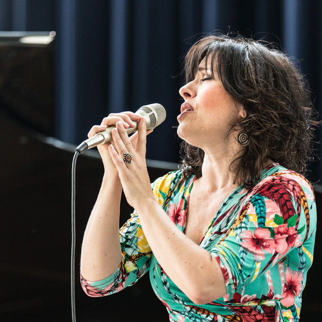 Veronica Mortensen Quartet   Aarhus Jazzfestival 2014