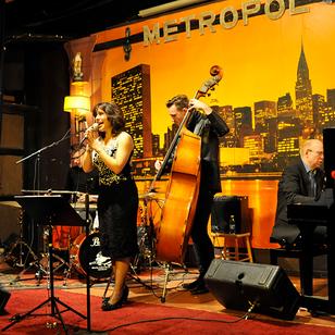 Veronica Mortensen Quartet  Härnosand Sweden 2012