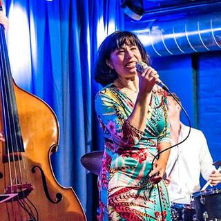 Veronica Mortensen Quartet   Paradise Jazz 2017
