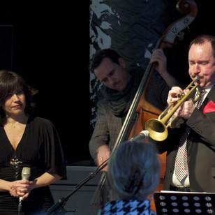 Veronica Mortensen Quartet feat. Peter Asplund