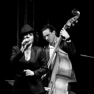 Veronica Mortensen Quartet  Technopolis Jazzfestival Athens 2010