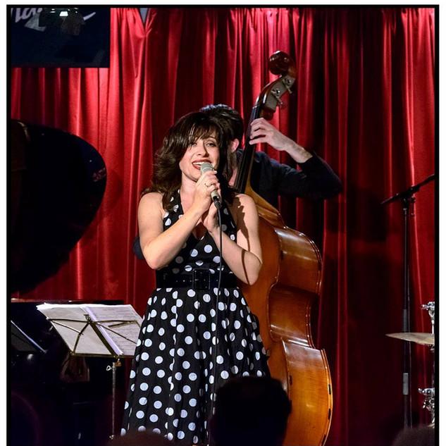 Veronica Mortensen Quartet  Jazzhus Montmartre 2013