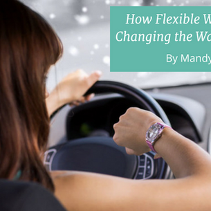How Flexible Work Time is Changing the Way We Work...
