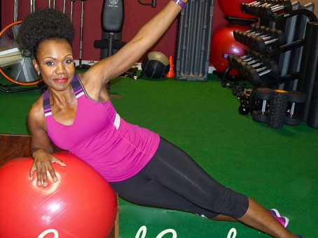 "Meet Renay Grant aka ""General Grant"" of Stayfit Wellness in Marietta"