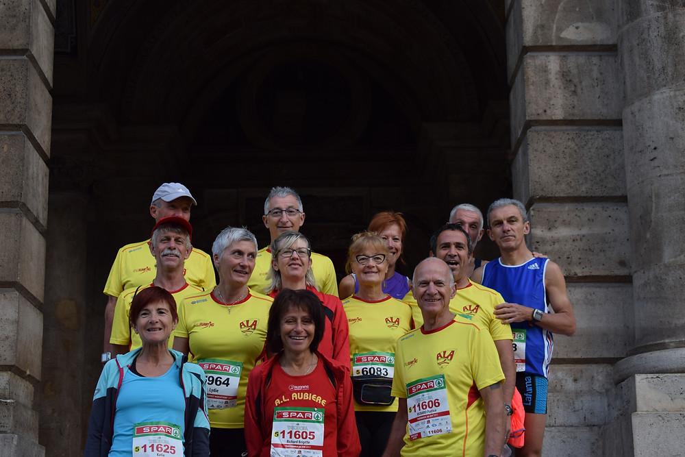 Section Jogging ALA - Marathon Budapest