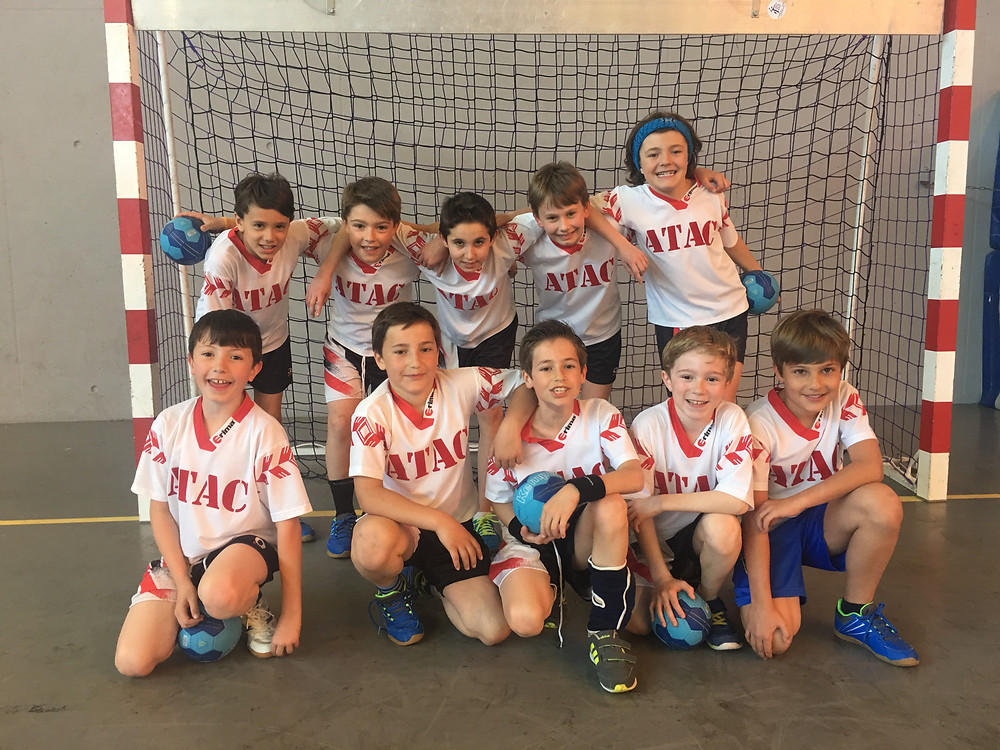 Victoire à la section Handball de l'ALA