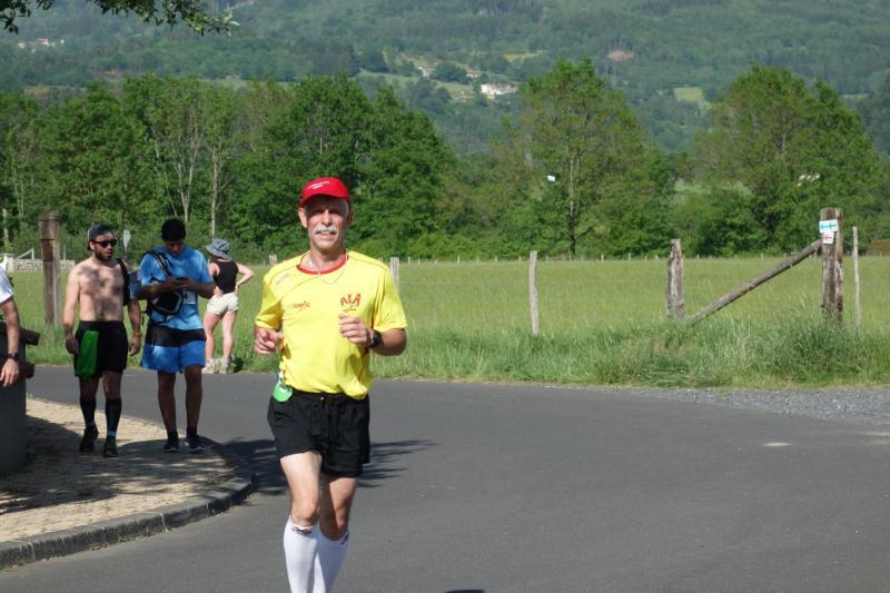 Trail d'Ambert - Section jogging de l'ALA