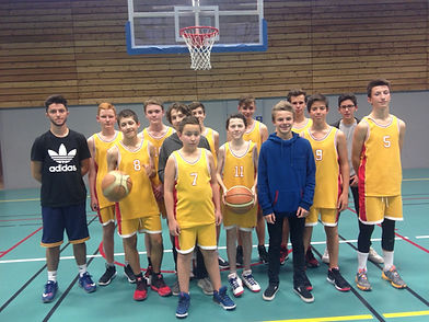 Amicale Laïque Aubière Section Basket