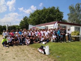 Weekend UFOLEP à Nantes pour le Tennis