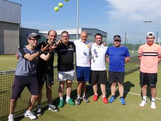 Léquipe 3 de l'ALA Tennis brille !