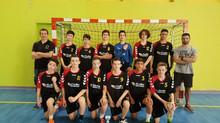 Félicitations aux équipes de jeunes de la section Handball pour leurs résultats