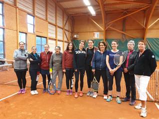 Tennis : Les féminines sur les courts de Riom !
