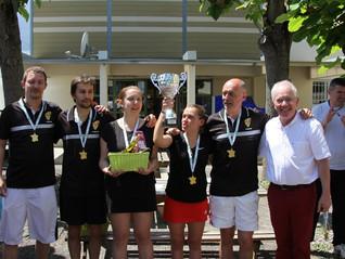 ALA Tennis, CHAMPIONS !!!