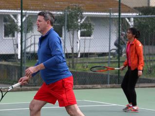 """Journée """"Doubles mixtes"""" au Tennis"""