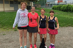 Amicale Laïque Aubière Tennis - équipe féminine
