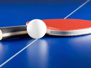 Ouverture de la section Tennis de Table