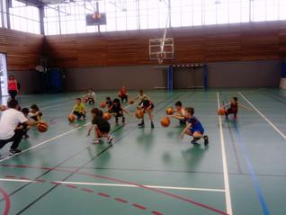 Basket : l'éducation par le sport !