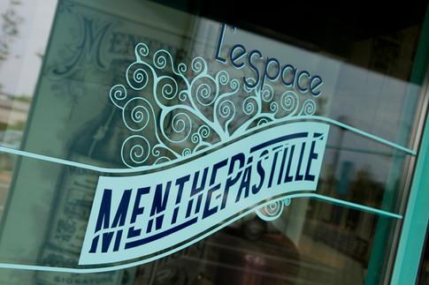 La Menthe-Pastille de la Distillerie Giffard