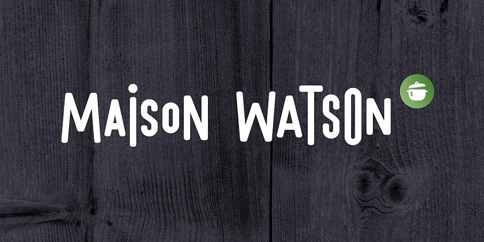 Cuisine végétale par maison Watson