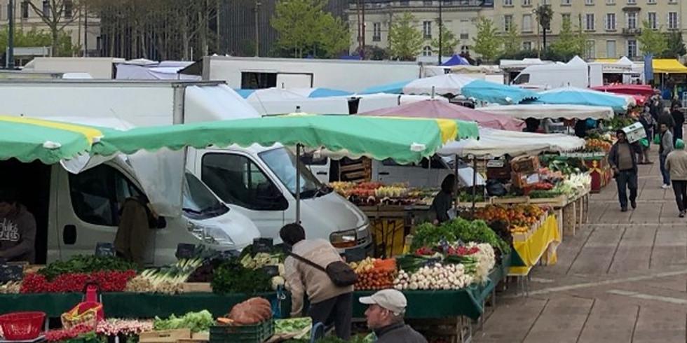Rendez-vous au marché Lafayette avec Papillote et Compagnie