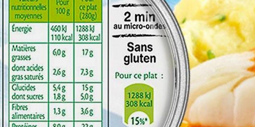 Étiquetage alimentaire