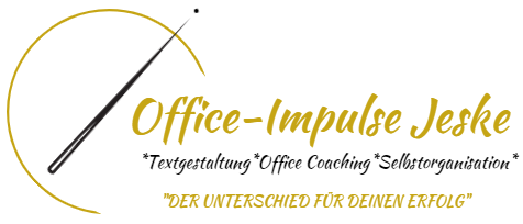 Office Impulse; Textgestaltung; Office C