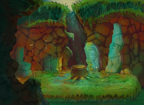 Project Innerva : Cauldron B