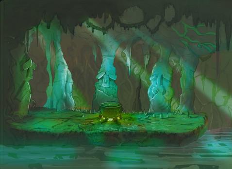 Project Innerva : Swamp Cauldron