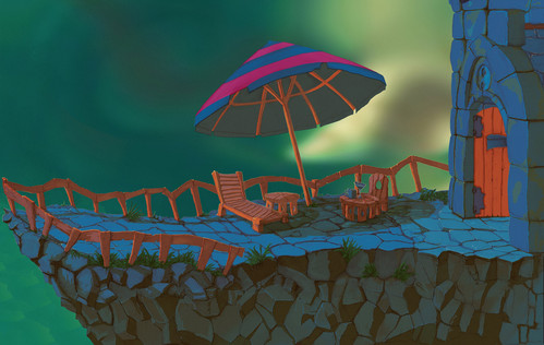 Project Innerva : Castle Yard