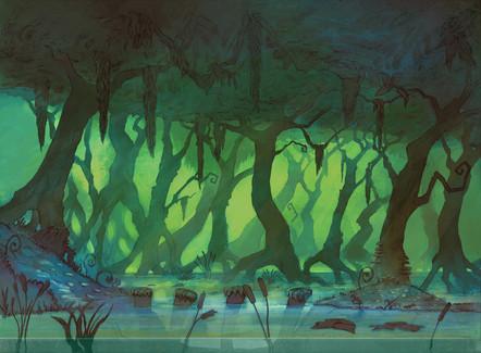 Project Innerva : Swamp 1