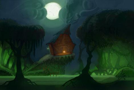 Project Innerva : Swamp Hut