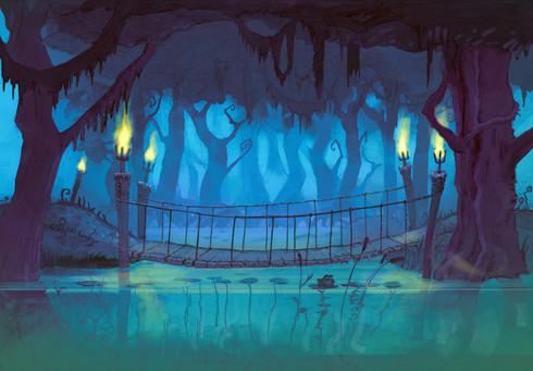 Project Innerva : Swamp 2