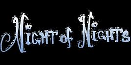 Night Of Nights Title