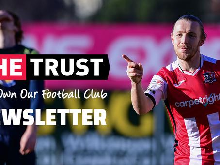 Trust Newsletter | January 2021