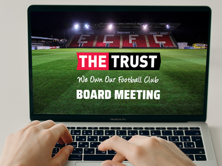 Trust Board Meeting - June 9 2021