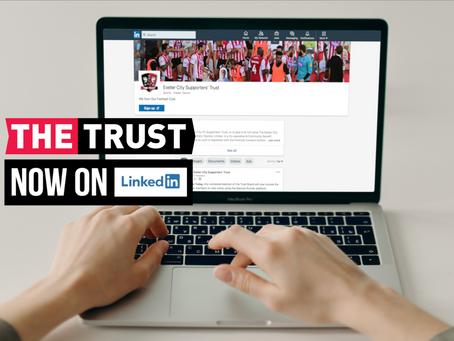 The Trust - now on LinkedIn!