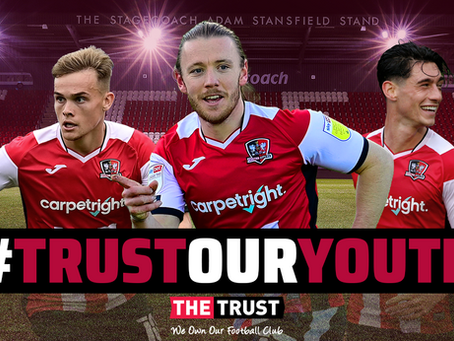 #TrustOurYouth