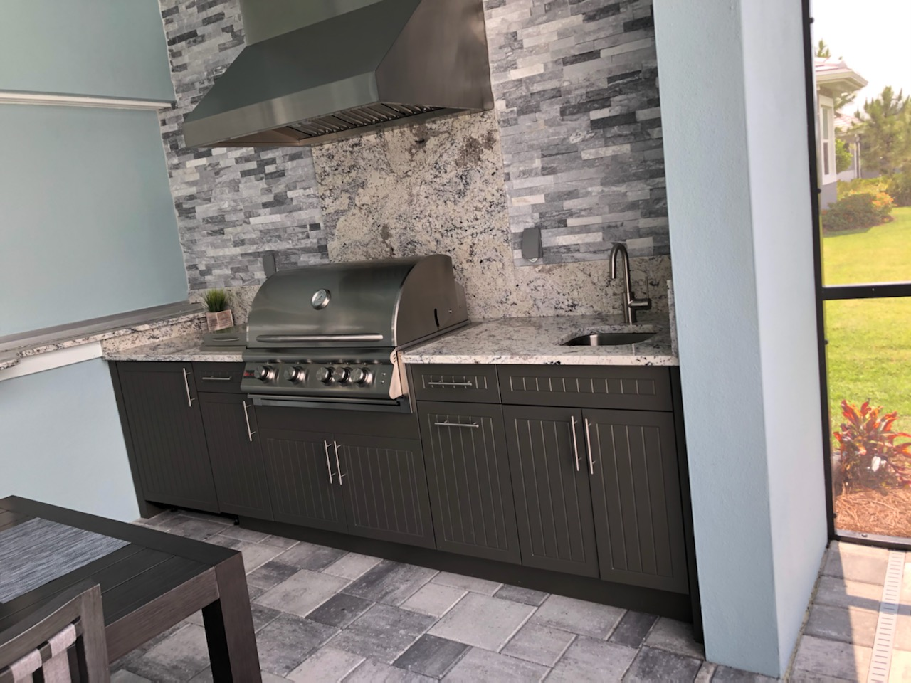 Polymer Cabinetry
