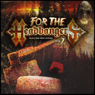"""Break Through"" to be featured on ""For the Headbangers"" vol. 7 by Hatewear Inc."
